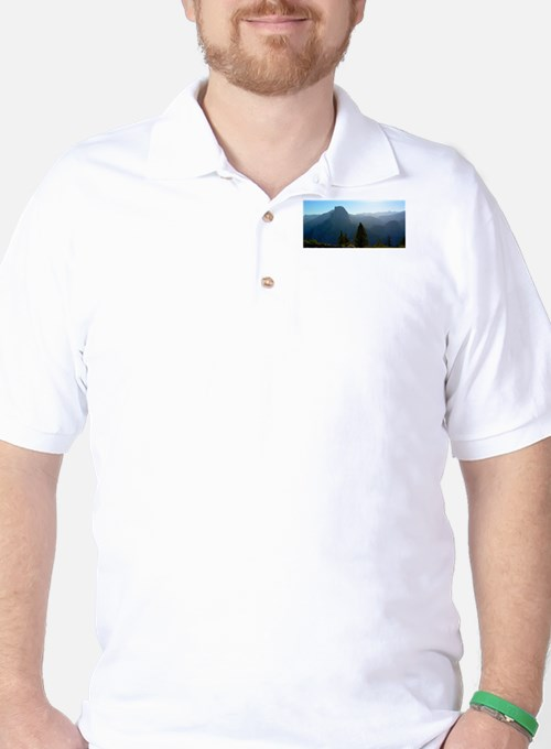 T-Shirt with Glacier Point view, Yosemite