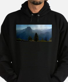 Hoodie with Glacier Point view, Yosemite