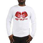 money shot Long Sleeve T-Shirt