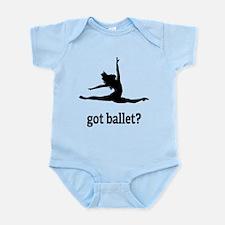 Got ballet? Infant Bodysuit