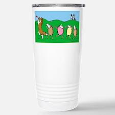 Pied Piper Sheltie Travel Mug
