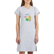 Chicks Dig Me Women's Nightshirt