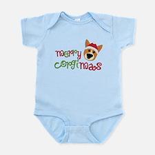Merry Corgimas Infant Bodysuit
