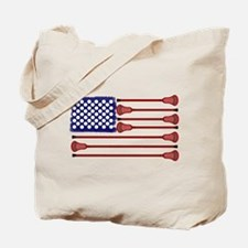 Lacrosse AmericasGame Tote Bag