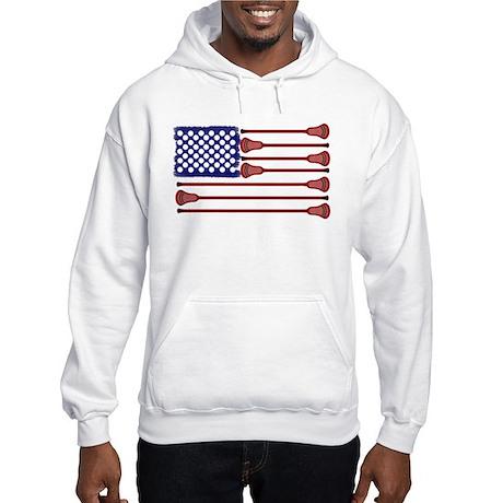 Lacrosse AmericasGame Hooded Sweatshirt