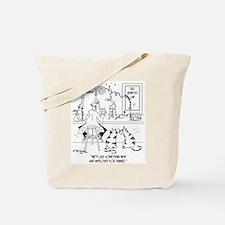 New & Improved Cat Food Tote Bag