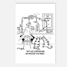 New & Improved Cat Food Postcards (Package of 8)
