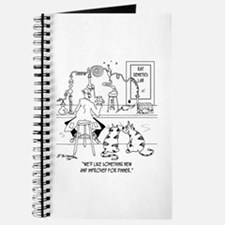 New & Improved Cat Food Journal