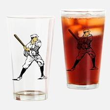 Vintage, Batter Drinking Glass