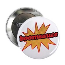 "Boomsauce - Explosion 2.25"" Button"