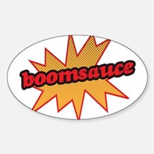 Boomsauce - Explosion Decal