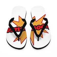 Boomsauce - Explosion Flip Flops