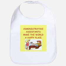 administrative assistant Bib