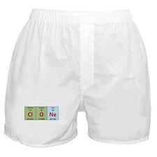 Chemistry Clone Boxer Shorts