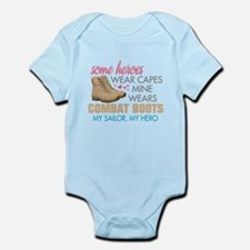 Funny Nwu Infant Bodysuit