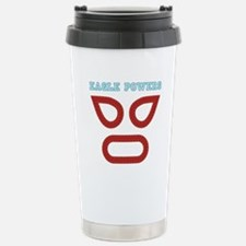 Eagle Powers Stainless Steel Travel Mug