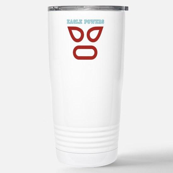 Eagle Powers Stainless Steel Travel Mug