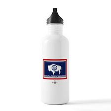 Geocache Wyoming Water Bottle
