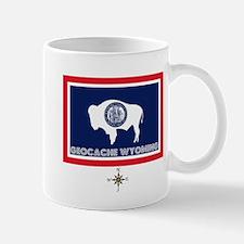 Geocache Wyoming Mug