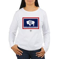 Geocache Wyoming T-Shirt