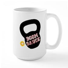 Boomsauce - Kettlebell Ceramic Mugs
