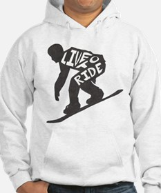 Live to Ride1 Hoodie