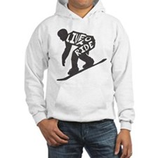 Live to Ride1 Jumper Hoody
