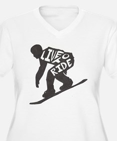 Live to Ride1 T-Shirt
