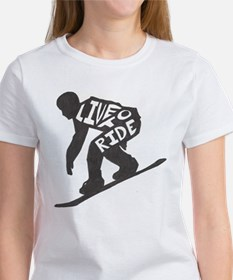 Live to Ride1 Tee
