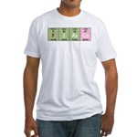 Chemistry Fiasco Fitted T-Shirt