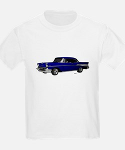 1957 Chevy Dark Blue T-Shirt