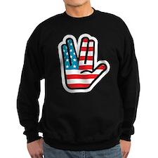 Live Long & Prosper America Sweatshirt