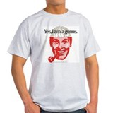 Bob dobbs Mens Light T-shirts