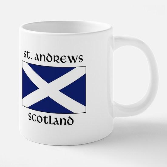standrewsflag Mugs