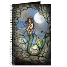 Mermaid in Hidden Cavern Journal