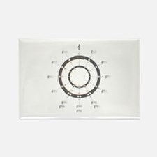 Circle of Fifths Rectangle Magnet