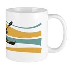 Kayak Sunrise Small Mug