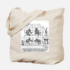 Eureka & 30 Are Sacrificed Tote Bag