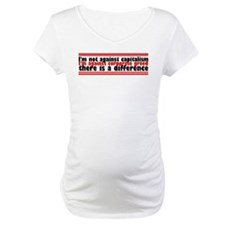 I'm Against Corporate Greed Shirt