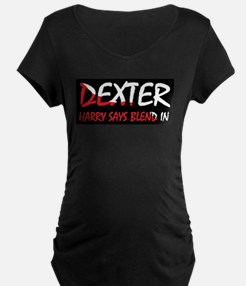Dexter Harry says blend in. T-Shirt