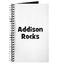 Addison Rocks Journal