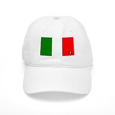 Italia Flag of Italy Baseball Cap