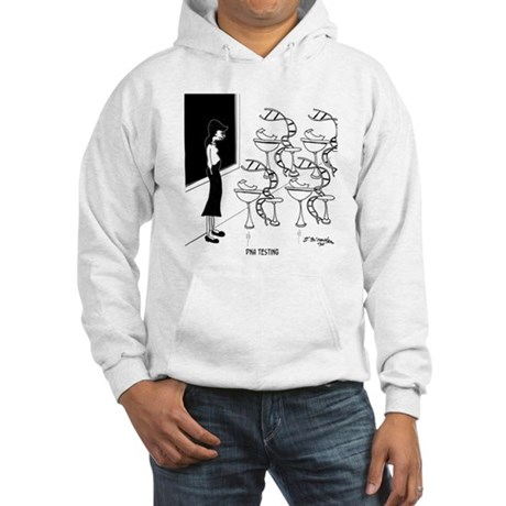 DNA Testing Hooded Sweatshirt