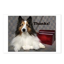 Cute Shelties only shop Postcards (Package of 8)