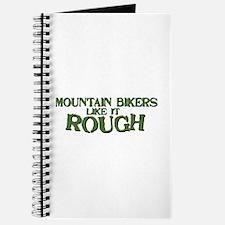 Mt. Bikers Like it Rough Journal