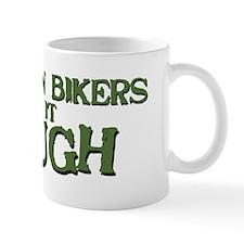 Mt. Bikers Like it Rough Mug
