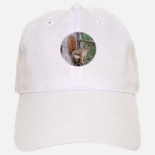 Red Squirrel II Baseball Baseball Cap
