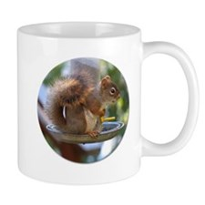 Red Squirrel I Mug