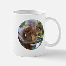 Red Squirrel I Mug