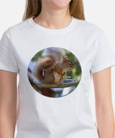 Red Squirrel I Tee